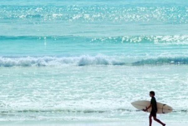 Australian beaches, ausvisto
